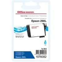 Office Depot Compatibel Epson 29XL Inktcartridge T29924012 Cyaan