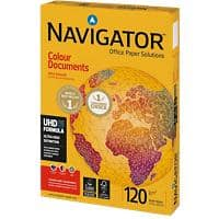 Papier multifonction Navigator Colour Documents A4 120 g/m² Blanc 250 feuilles
