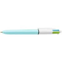 Stylo bille 4 couleurs BIC® Fashion Assortiment