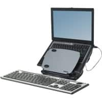 Fellowes Laptopstandaard Professional Series Zwart & Zilver