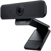 Logitech Webcam C925e Zwart